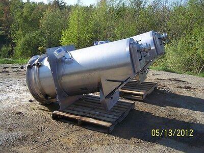 Azo Et 600k Bag Dump Station Pharmaceutical Grade 600 Liters