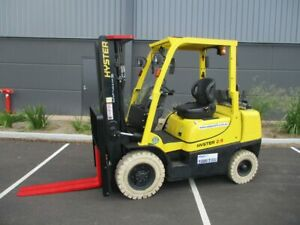 2.5T Counterbalance Forklift Short-Term Rental Dry Creek Salisbury Area Preview