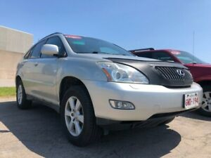 2005 Lexus RX 330 Premium w/heated front seats, leather, sunroof