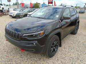 2019 Jeep Cherokee Sports Utility Vehicle