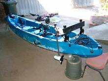 kayak double with electric motor Castlemaine Mount Alexander Area Preview