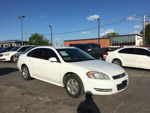 2010 Chevrolet Impala LT CLEAN CARPROOF!!! CERTIFIED!!!