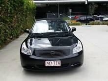 2007 Nissan Skyline black sedan!!! cool~~~ Milton Brisbane North West Preview
