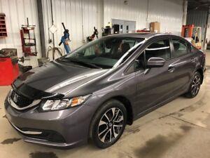2014 Honda Civic Sedan EX TOIT OUVRANT BAS KILOMETRAGE
