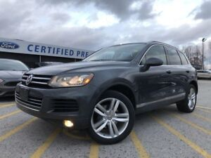 2013 Volkswagen Touareg 3.0 TDI Execline AWD|NAVIGATION|POWER...