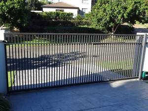 Automatic Aluminium Gate and Motor Chermside Brisbane North East Preview