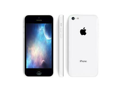 Apple iPhone 5c - 8GB - White (Unlocked) A1532 (GSM) Clean ESN Smartphone 1668