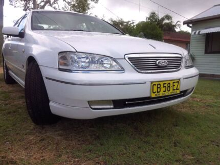 2003 v8 Ford fairlane p plate friendly  Cessnock Cessnock Area Preview