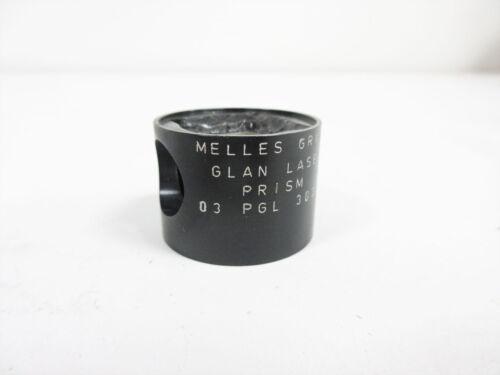 MELLES GRIOT 03 PGL 303/C GLAN LASER PRISM