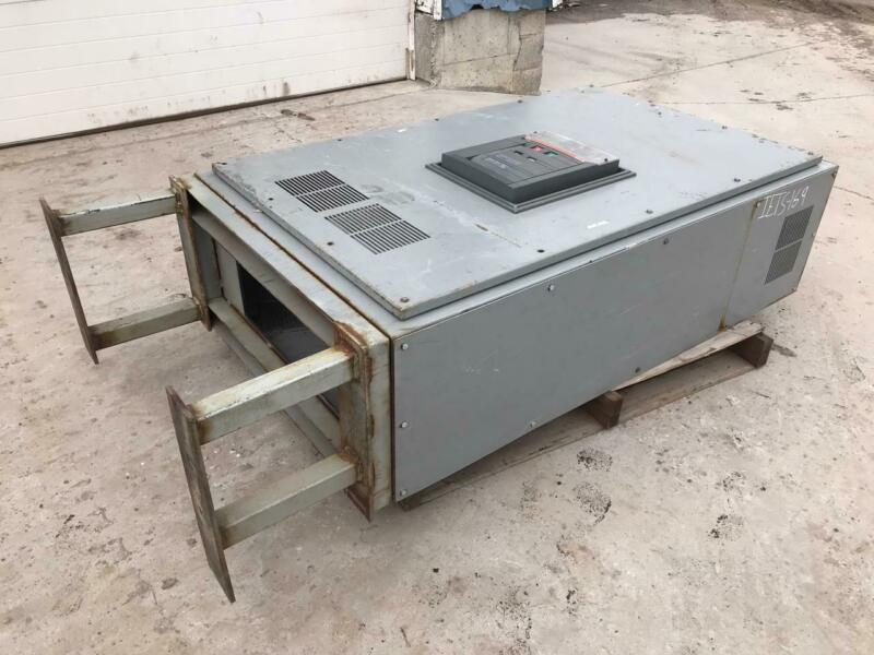 400 Amp ABB Circuit Breaker, 50-60 Hz