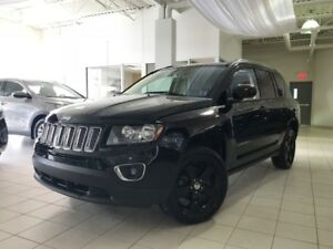 2016 Jeep Compass HIGH ALTITUDE / CUIR / TOIT OUVRANT / 4X4 /