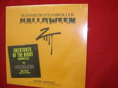 Mannheim Steamroller ~ Creatures Of The Night 4 MIXES 12