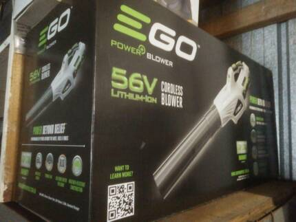 New EGO 56V Lithium Battery Blower