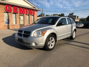 2011 Dodge Caliber SXT 6 Month Warranty Included