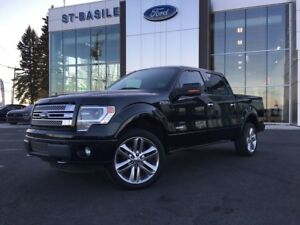 2014 Ford F-150 LIMITED / Toit Ouvrant / NAVI 145$ Weekly / 725