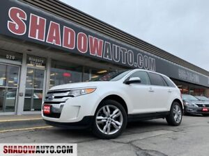 """2011 Ford Edge Limited V6 -22"""" RIMS -LEATHER"""