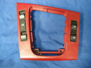 USED-BMW-E46-MASTER-WINDOW-SWITCH-SHIFTER-TRIM-BEZEL-WITH-SWITCHES