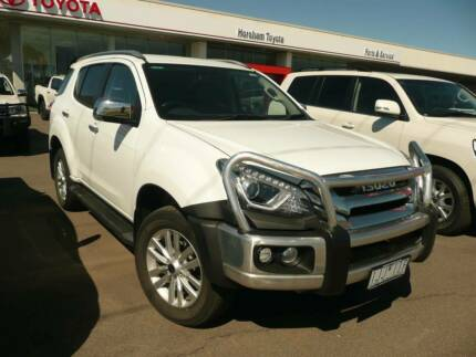 2017 Isuzu MU-X SUV Horsham Horsham Area Preview