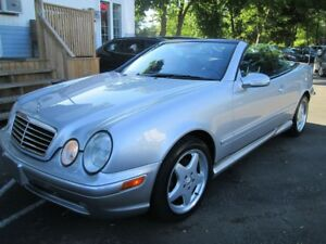 2001 Mercedes-Benz CLK 430 4.3L