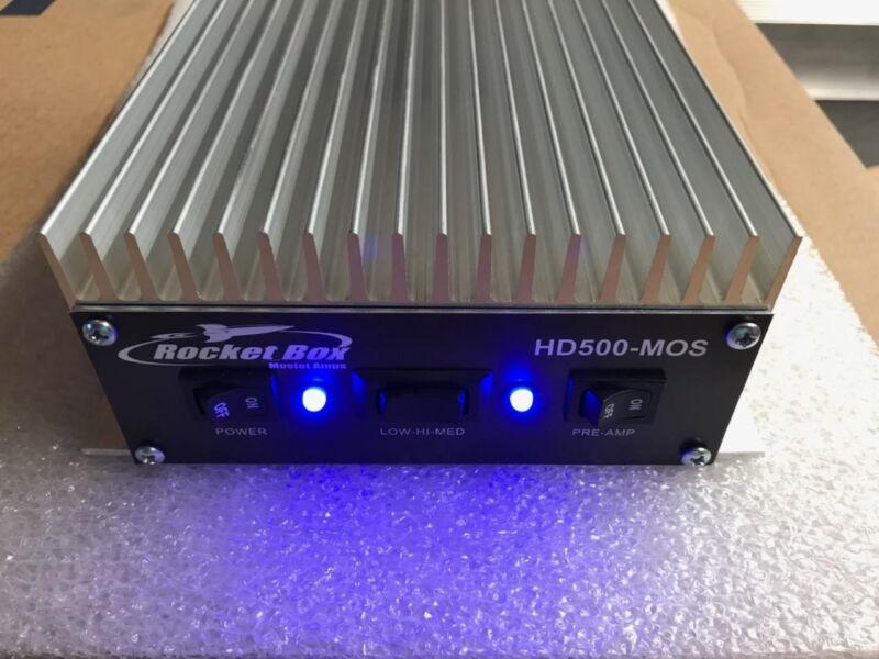 RocketboxHD 500 Black