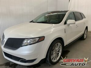 2015 Lincoln MKT EcoBoost AWD GPS MAGS 7passagers Cuir Toit panoram