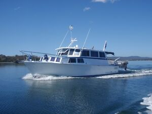 1976 Hartley 34ft Tin Can Bay Gympie Area Preview