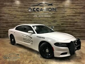 2018 Dodge Charger Police Pack AWD V8 5.7L 45000KM
