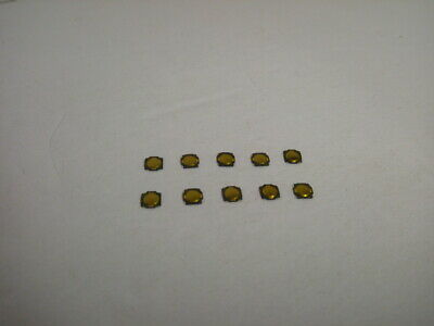 10x Pack Lot 3.7 X 0.35mm Push Touch Tactile Momentary Micro Button Switch Tact