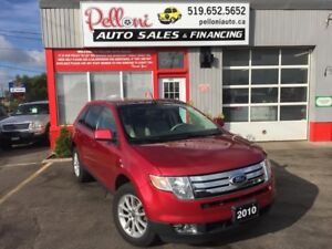 2010 Ford Edge SEL|LEATHER|PANORAMIC ROOF