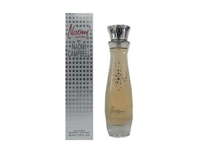 Naomi 1 6 Oz Eau De Toilette Spray For Women By Naomi Campbell
