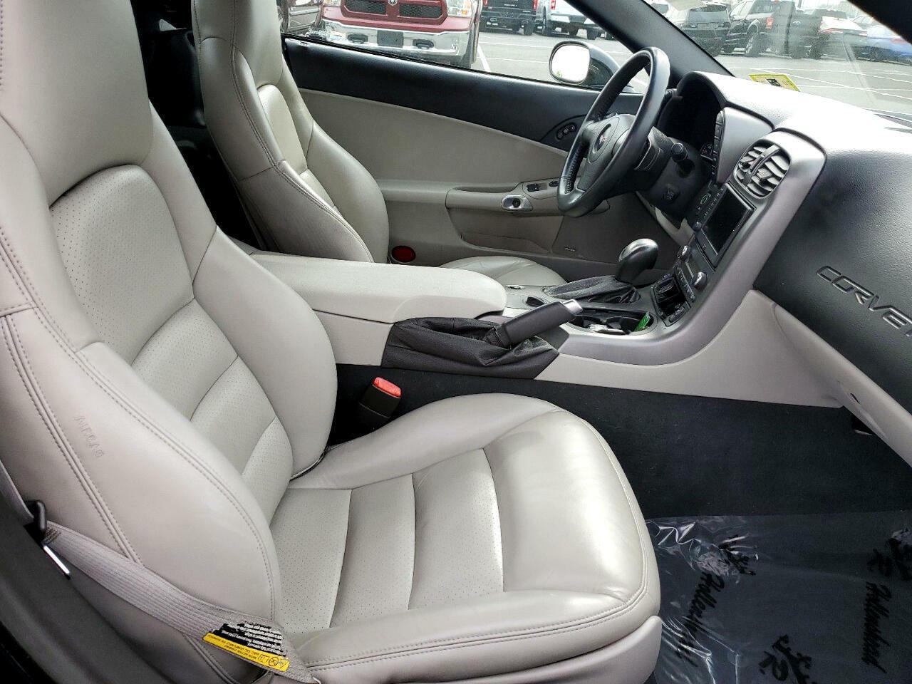 2006 Black Chevrolet Corvette Convertible  | C6 Corvette Photo 8