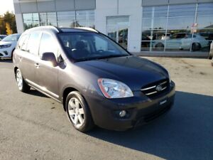 2008 Kia Rondo EX. New MVI. New tires and rear brakes. Trade in.
