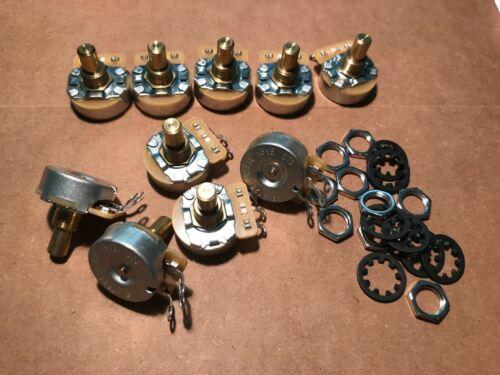 CTS 1M potentiometer J-taper, 30% taper - 10PCS