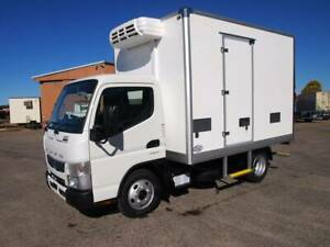 Fuso Canter 515 2 Pallet Refrigerated South Murwillumbah Tweed Heads Area Preview
