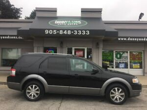 2009 Ford Taurus X SEL  SNOW TIRES INCLUDED BLACK FRIDAY SALE