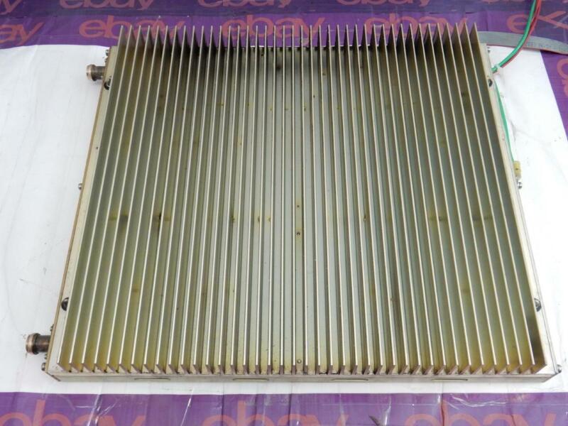 Thales Comark Thomson UHF RF Linear Amplifier 150 Watt Class AB 28 VDC TESTED