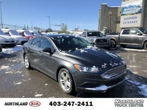 2018 Ford Fusion SE Sunroof/Backup Cam/Warranty