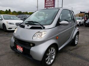 2006 Smart Fortwo Passion CONVERTIBLE !!  DIESEL !!