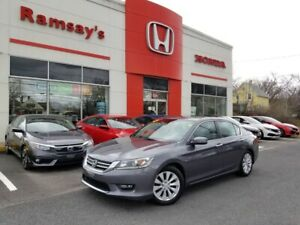2014 Honda Accord Sedan EX-L LEATHER INTERIOR