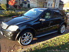 Mercedes ML W164 420 CDI 4MATIC Test Brabus