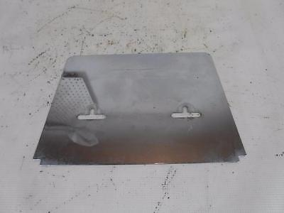 (93 HONDA GL1500 GL 1500 GOLDWING CHROME LICENSE PLATE AREA TRIM)