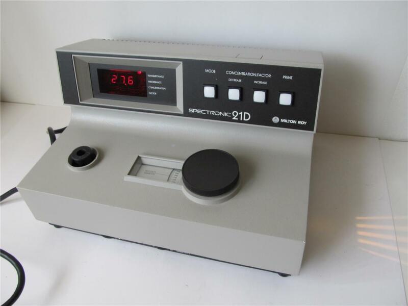 Milton Roy Spectronic 21D Spectrophotometer *****