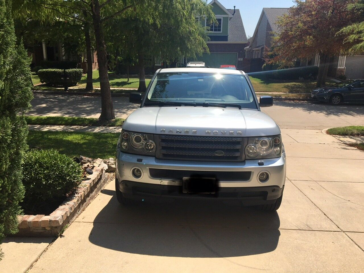 2007 Land Rover Range Rover Sport  2007 Land Rover Range Rover HSE Sports mint condition