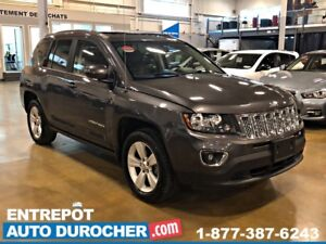 2016 Jeep Compass High Altitude 4X4 Automatique - TOIT OUVRANT -