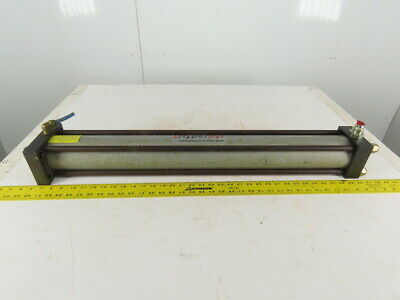 Aries Hps-4-14-2.0fh-s10 Hypercyl 4 Bore 14 Stroke Hydra Pneumatic Cylinder