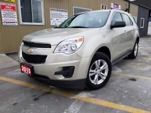 2015 Chevrolet Equinox LS-BLUETOOTH-FACTORY WARRANTY-LOADED-ALLO