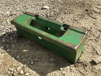 John Deere Weight Bracket For 4020 3020 Tractors More Pn L28445
