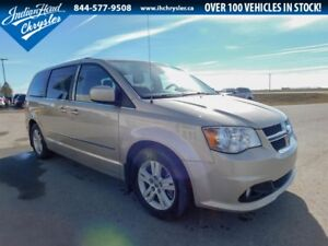 2014 Dodge Grand Caravan Crew Plus | DVD | Nav | Bluetooth