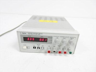 Agilent E3630a 0em Triple Output Dc Power Supply 6v 2.5a 20v 0.5a Keysight - C