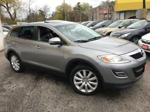 2010 Mazda CX-9 GT/ AWD/ 7 SEATER/ NAVI/ BACK UP CAM/ FULLY LOADED